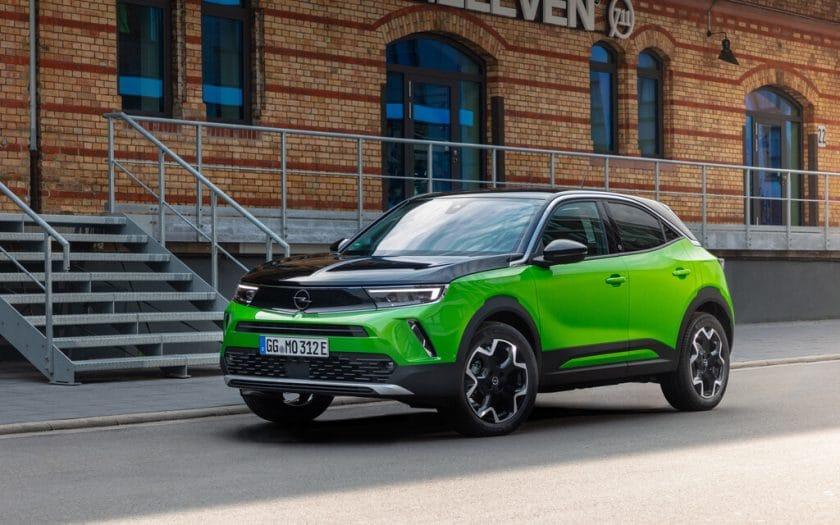 Opel Mokka-e im Test