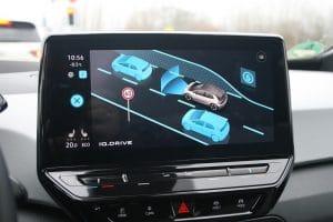 VW ID 3 First Edition Innenraum