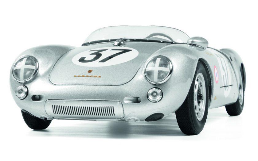 Porsche 550 Spyder Modellauto