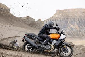 Harley-Davidson Pan America 1250 Special.