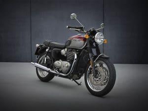 Triumph Bonneville T120.