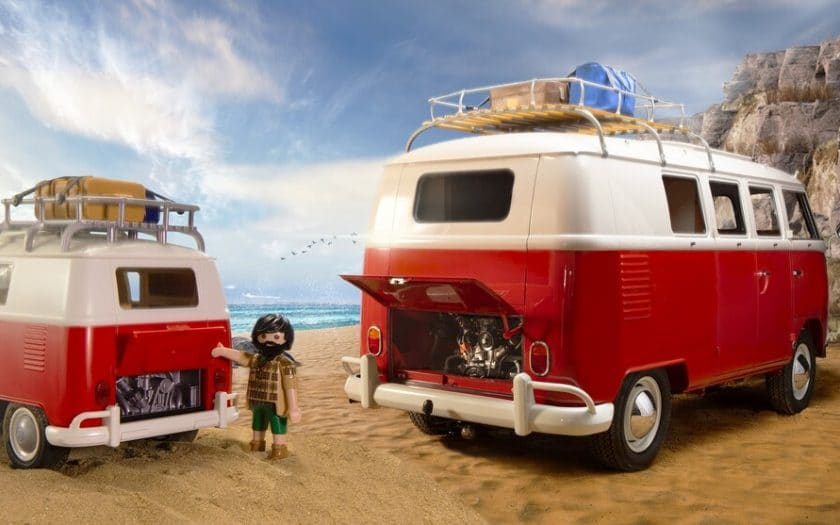 Playmobil VW T1 Bulli