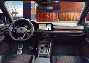 VW Golf GTI Clubsport 45 Innenraum