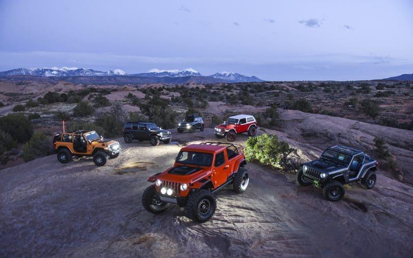 Easter Jeep Safari 2021