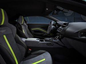 Aston Martin Vantage F1 Edition Innenraum