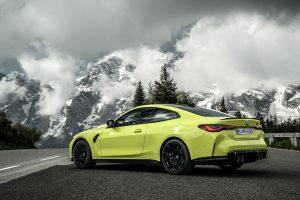 BMW M4 Competition Fahrbericht