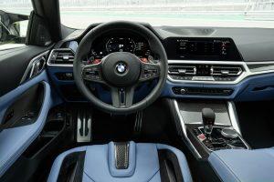 BMW M4 Competition Fahrbericht Innenraum
