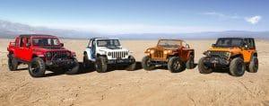 Easter Jeep Safari 2021.