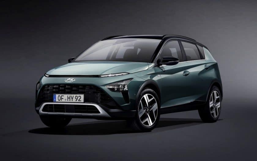 Hyundai Bayon Preis