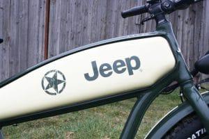 Jeep Cruise E-Bike CR 7004.