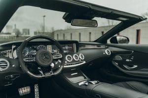 Mercedes S63 Tuning und Folierung