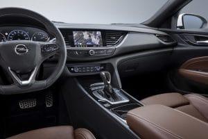 Opel Insignia Kombi Test
