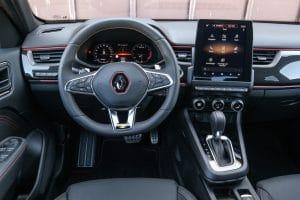 Renault Arkana Innenraum