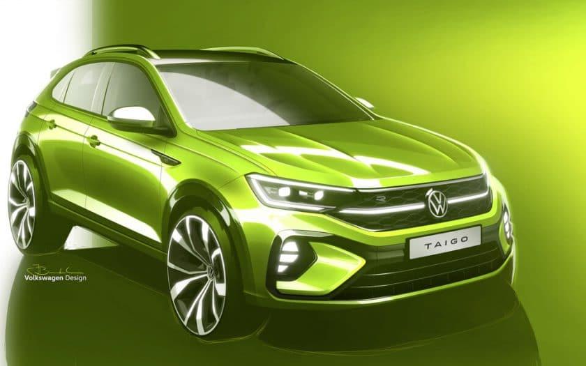 SUV VW Taigo