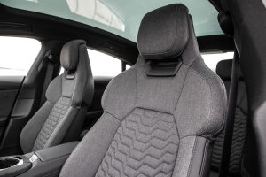 Audi e-Tron GT Innenraum