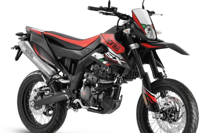 Aprilia RX 125 2021