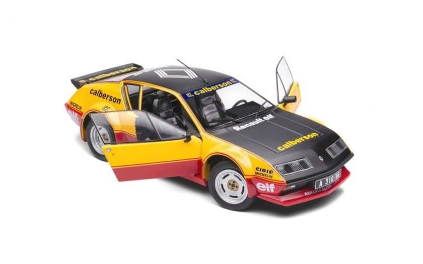 Renault Alpine A 310 Modell 1:18 von Solido