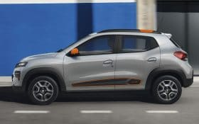 Dacia Spring das billigste Elektroauto Deutschlands