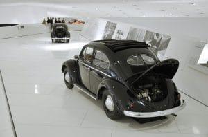 Diesel-Käfer von Porsche