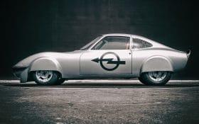 Elektro Opel GT