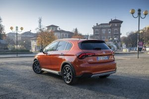 Fiat Tipo Cross Test