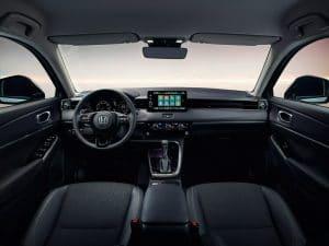 Honda HR-V 2022 Innenraum