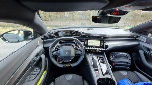 Peugeot 508 PSE SW Innenraum