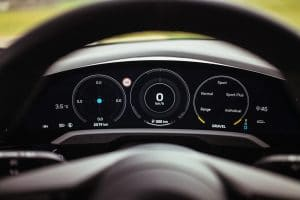 Porsche Taycan Cross Turismo.