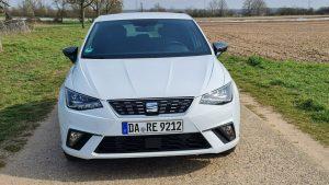 Seat Ibiza TGI Test