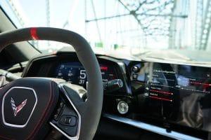 Chevrolet Corvette Stingray Test