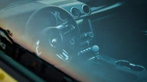 Ford Mustang Mach 1 Innenraum