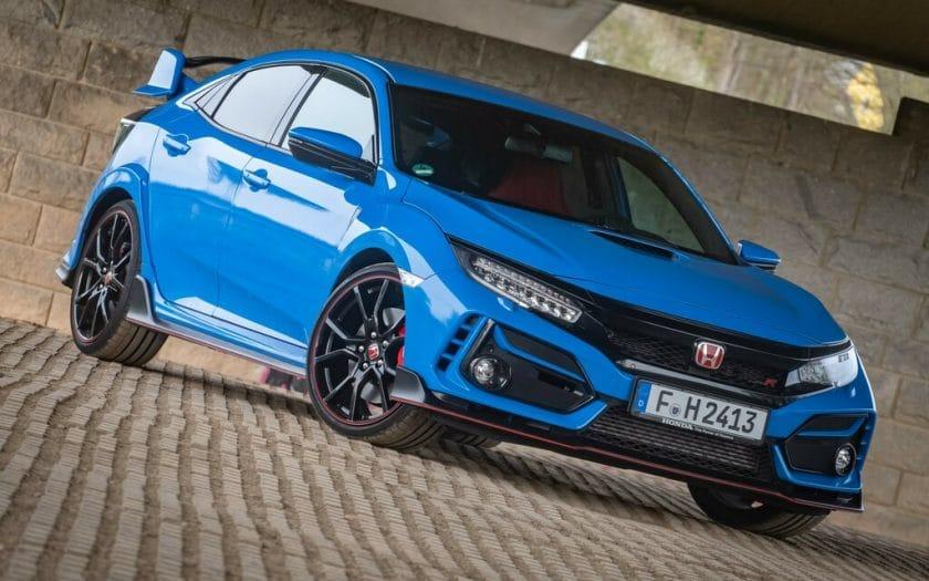 Honda Civic Type R GT Test
