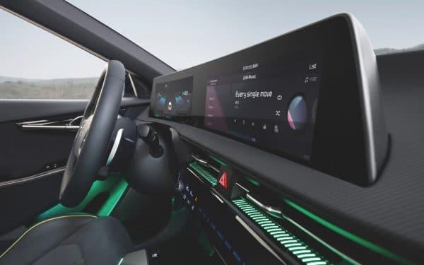 Kia EV6 AR-Head-up-Display