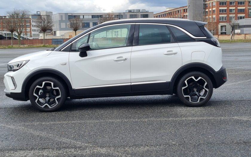 Opel Crossland 1.5 Diesel 3
