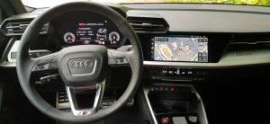Audi S3 Limousine Innenraum