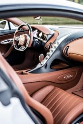 Bugatti Chiron Super Sport Innenraum