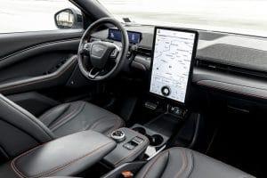 Ford Mustang Mach-E Innenraum