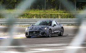 Maserati Gran Turismo Elektroauto