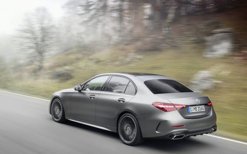 Mercedes-Benz C-Klasse 2021