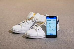 Navigationssystem für die Füße