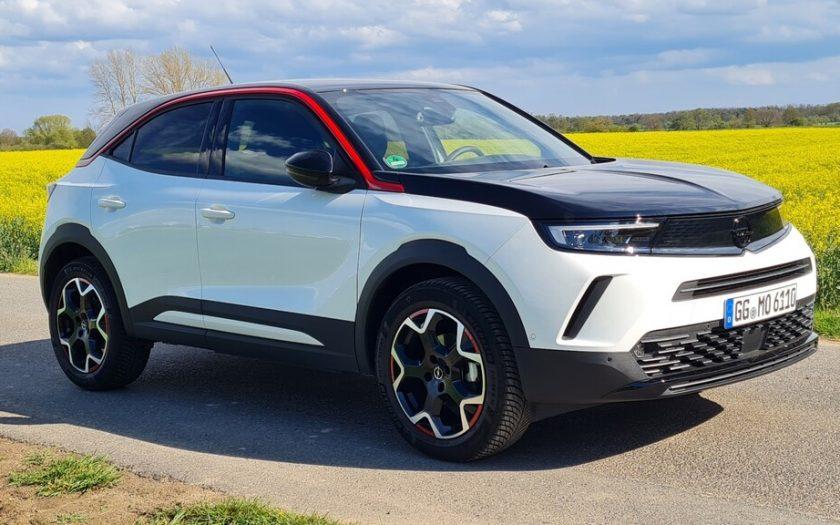 Opel Mokka 1.2 DI Turbo Test SUV