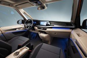 VW T7 Multivan Innenraum