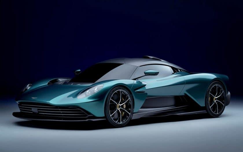 Aston Martin Valhalla Hybrid