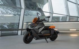 BMW CE 04 E-Scooter