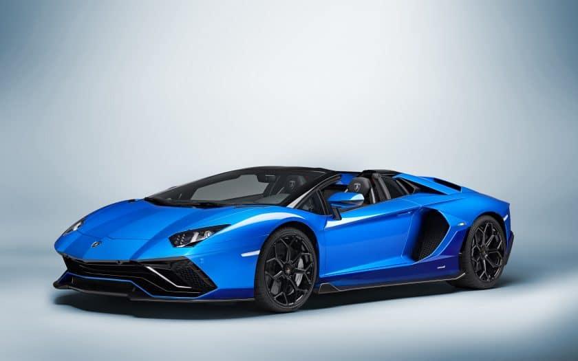 Lamborghini Aventador LP 780 4 Ultimae 1