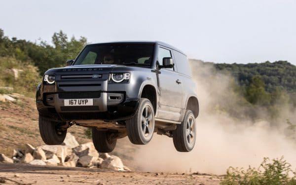 Land Rover Defender V8 im Test