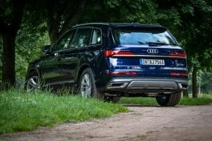 Audi Q7 50 TDI Quattro Test