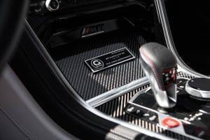 BMW M8 Tuning Innenraum