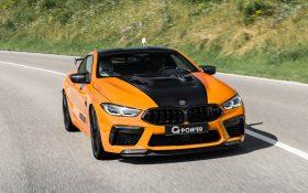 BMW M8 Tuning