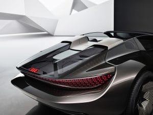 Horch Sportwagen Comeback als Audi Skysphere Concept 1
